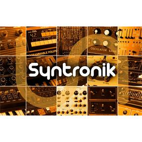 IK-Multimedia Syntronik Lizenzcode