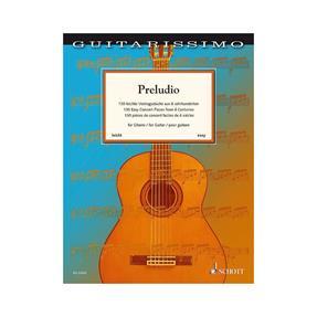 Schott Verlag Preludio - 130 leichte Vortragsstücke