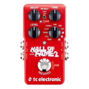 TC Electronic Hall of Fame 2