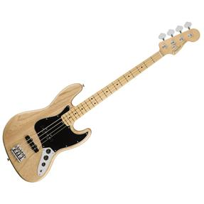 Fender Jazz Bass American Pro NAT, Natural