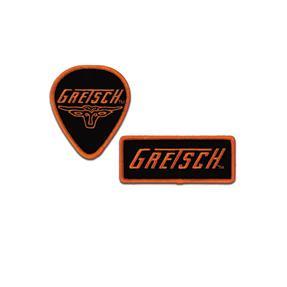 Gretsch Drums Aufnäher Samt
