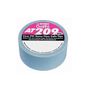 Advance AT209 Marley-Floor Tape / klar