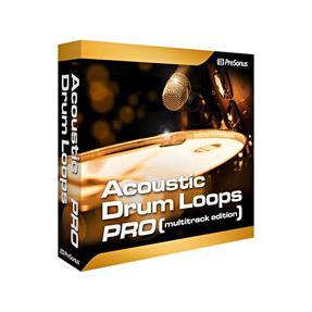 Presonus Acoustic Drum Loops Pro Multitr. Lizenz