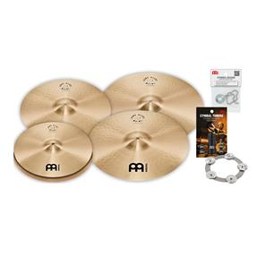 Meinl Pure Alloy Complete Set