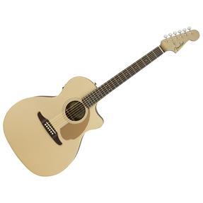 Fender Newporter Player Champagne Fichte/ Mahagoni