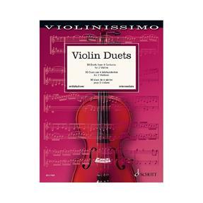 Schott Verlag Violin Duets