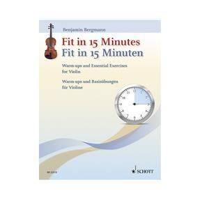 Schott Verlag Fit in 15 Minuten