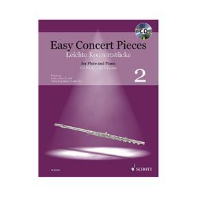 Schott Verlag Easy Concert Pieces 2 mit CD