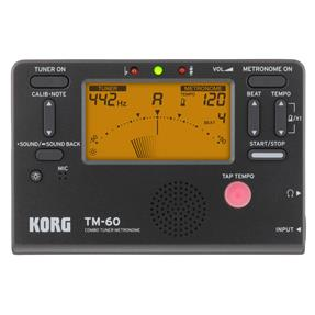 Korg TM-60 Tuner und Metronom