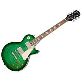 Epiphone Les Paul Standard Plus Top Pro,  Green Burst