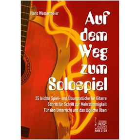 Acoustic Music Books Auf dem Weg zum Solospiel
