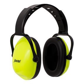 Justin Gehörschutz Gelb