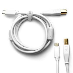 Dj Techtools Chroma Cable USB-C white