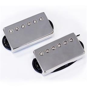 Bare Knuckle Brute Force Humbucker, Set, Nickel Cover