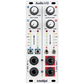 Intellijel Audio I/O 3U