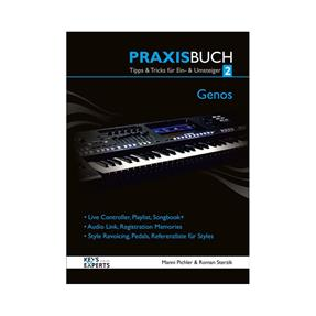 Keys Experts Genos Praxisbuch 2