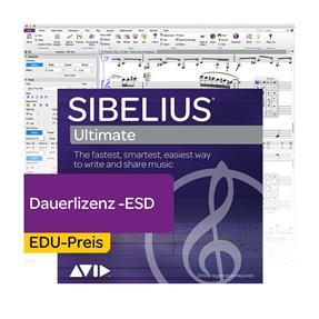Avid Sibelius Ultimate EDU Dauerlizenz