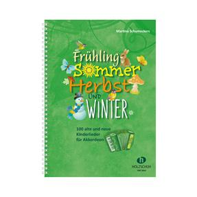 Holzschuh Verlag Frühling-Sommer-Herbst-Winter