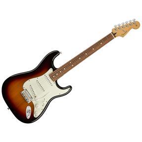 Fender Player Stratocaster, PF 3-Color Sunburst