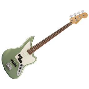 Fender Jaguar Bass Player, Sage Green Metallic