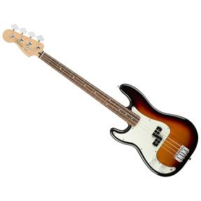 Fender Player Precision Bass Left-Handed, PF 3-Color Sunburst
