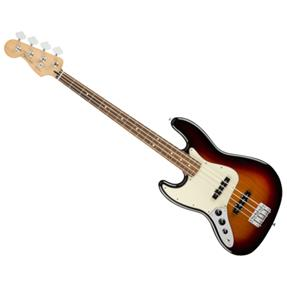 Fender Player Jazz Bass Left-Handed, PF 3-Color Sunburst