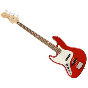 Fender Player Jazz Bass Left-Handed, PF Sonic Red