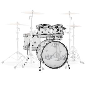 DW Drums Design Clear Acrylic DDAC2215CL