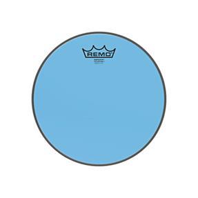 """Remo Emperor Colortone 10"""" - Blue - Tomfell"""