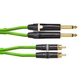 Cordial CEON DJ Plug-RCA 1,5 G