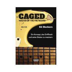AMA CAGED mit CD