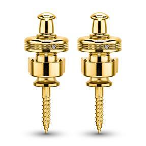 Schaller S-Lock GO - Straplock, Gold