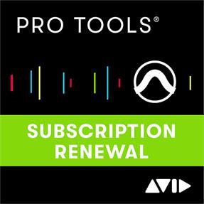 Avid Pro Tools Jahrelizenz Verlängerung