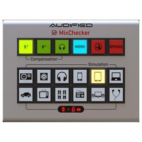 Audified MixChecker Lizenzcode