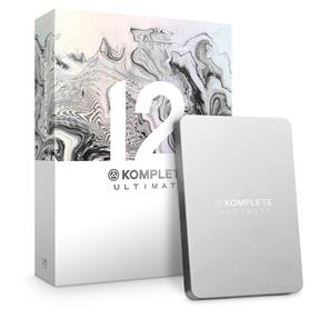 Native Instruments Komplete 12 Ultimate Collectros Edition