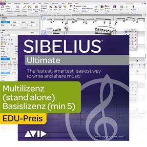 Avid Sibelius Ultimate EDU Standalone