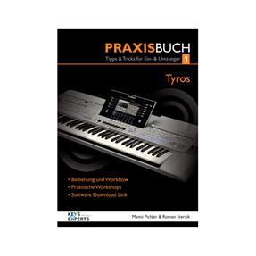 Yamaha Tyros Praxisbuch 1