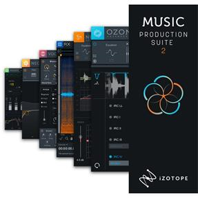 Izotope Music Production Suite 2 Lizenzcode