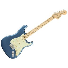 Fender American Performer Stratocaster, MN Satin Lake Placid Blue