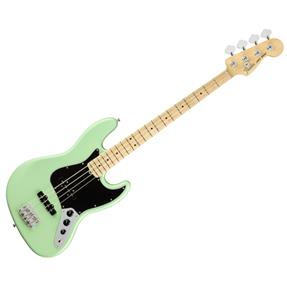 Fender Jazz Bass American Performer, Satin Surf Green