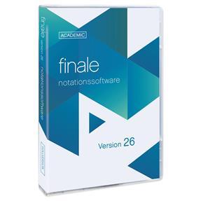 Makemusic Finale 26 EDU Box
