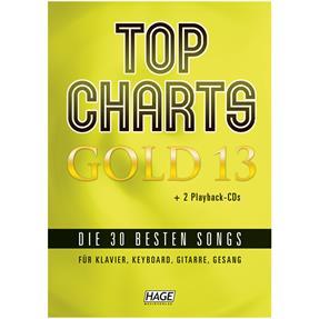 Hage Musikverlag Top Charts GOLD Band 13