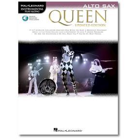 Hal Leonard Queen - Alto Saxophone