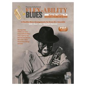 Alfred Publishing Flex - Ability Blues - Posaune
