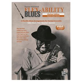 Alfred Publishing Flex - Ability Blues - Klarinette