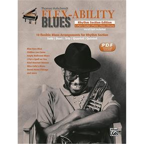 Alfred Publishing Flex - Ability Blues - Rhythmus