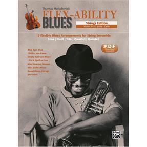 Alfred Publishing Flex - Ability Blues - Streicher