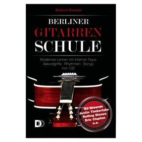 DD VERLAG Berliner Gitarrenschule mit CD
