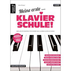 Artist Ahead Verlag Meine erste Klavierschule