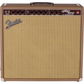 Fender Vibro-King 20th Anniversary Edition, Brown, B-Ware